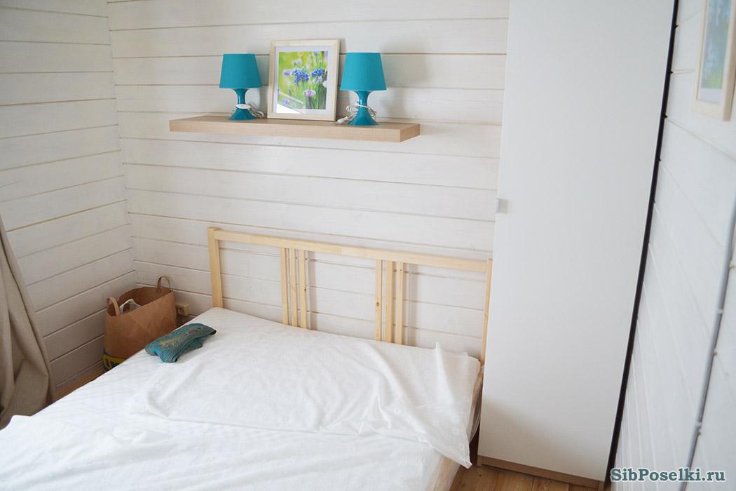 Как сделать дом с панорамными окнами 43
